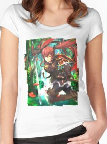 Fire Emblem Fates - Luna / Selena Women's Fitted Scoop T-Shirt