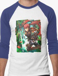 Fire Emblem Fates - Luna / Selena Men's Baseball ¾ T-Shirt