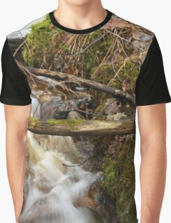 The spring water Graphic T-Shirt