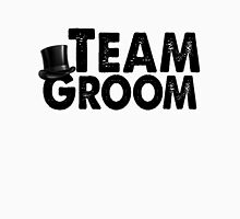 Team Groom Bachelor Party Stag Best Man Groomsmen Men Funny Wedding Gifts Favors Unisex T-Shirt