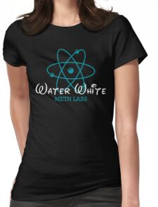 Walter White Meth Labs Womens Fitted T-Shirt