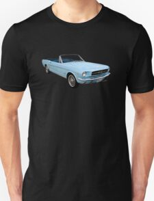 Sixty Four and a Half Mustang Convertible Miss B T-Shirt