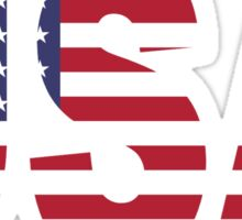 USA Patriot Sticker