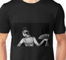Elegant Pose Unisex T-Shirt
