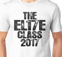 El17E Elite Class of 2017 Shirt - Senior Graduation Gift TEE Unisex T-Shirt