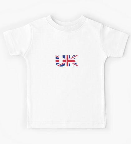 UK Patriot Kids Tee