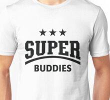 Super Buddies (Black) Unisex T-Shirt