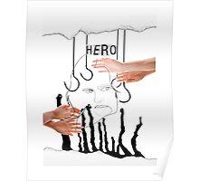 Jessica Jones, Hero Poster