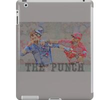 The punch Don't mess with texas iPad Case/Skin