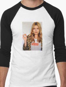 Supreme Kate Moss Men's Baseball ¾ T-Shirt