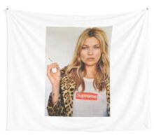 Supreme Kate Moss Wall Tapestry