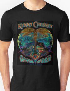 kenny chesney spread love 2016 black Unisex T-Shirt