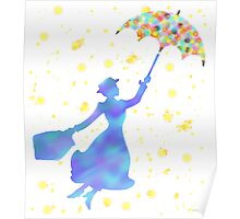 magical mary poppins Poster