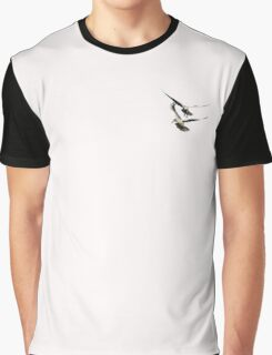 Two seagulls Graphic T-Shirt