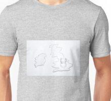 Planet Earth - United Kingdom Unisex T-Shirt
