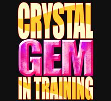 Crystal GEM In Training Unisex T-Shirt