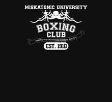 Miskitonic University Boxing Club Unisex T-Shirt