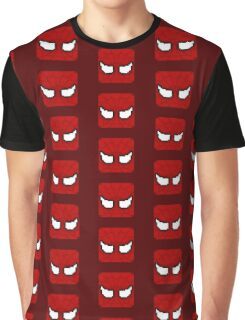 Cube Spider-Man Graphic T-Shirt