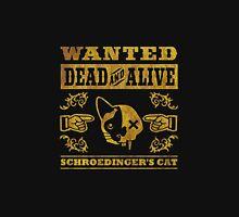 Schrödingers Katze - Schroedinger's Cat, distressed Unisex T-Shirt