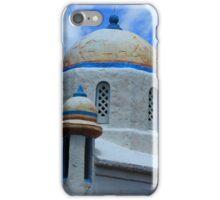 Whitewashed Stone Building iPhone Case/Skin