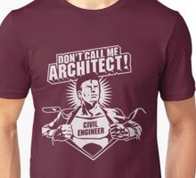 Civil engineer - Bauingenieur Unisex T-Shirt