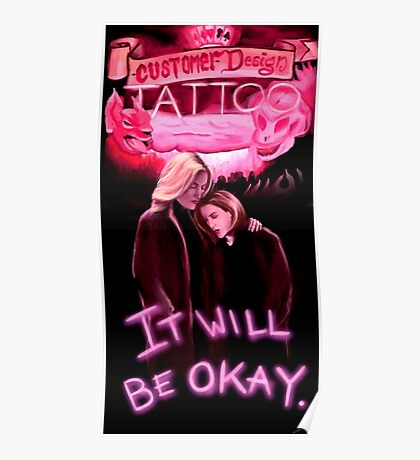 It Will Be Okay. Poster