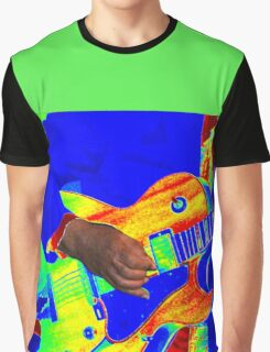 Colorful Chords Graphic T-Shirt