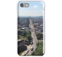 Princes Street, Edinburgh iPhone Case/Skin