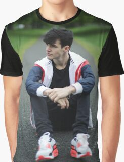 Aaron Carpenter  Graphic T-Shirt
