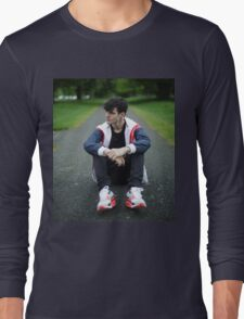 Aaron Carpenter  Long Sleeve T-Shirt