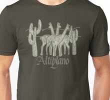 Guanacos of the Altiplano Unisex T-Shirt