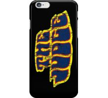 Pontiac GTO The Judge - Grundge iPhone Case/Skin