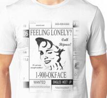 30 Rock (1-900-OKFACE) Unisex T-Shirt