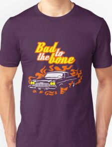 Plymouth Fury - Bad to the bone Unisex T-Shirt