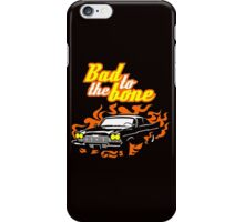 Plymouth Fury - Bad to the bone iPhone Case/Skin
