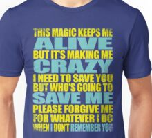 I Remember You - IceKing's Verse Unisex T-Shirt