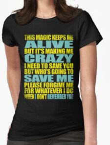 I Remember You - IceKing's Verse Womens Fitted T-Shirt