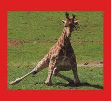 Giraffercise One Piece - Short Sleeve