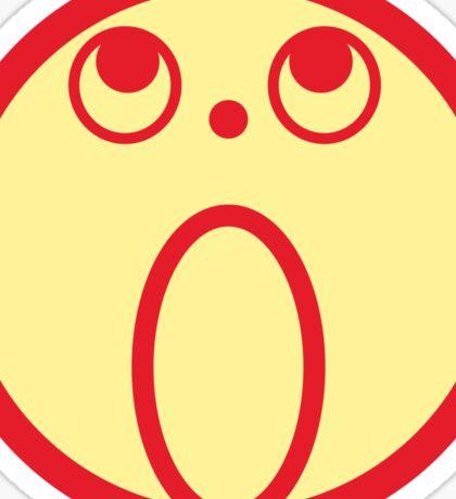 Mr. Oxygen Sticker