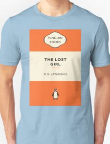 The Lost Girl Penguin Cover T-Shirt