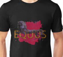 Modern Horse Design for Horse lovers Unisex T-Shirt
