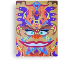 Puuka Puuka Sheeki Boo Canvas Print