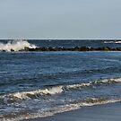 Waves by Sandy Keeton