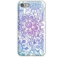 Pastel Mandala Pattern iPhone Case/Skin