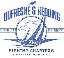 Dufresne & Redding Fishing Charters Photographic Print