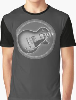 Cool Les Paul Guitar Graphic T-Shirt