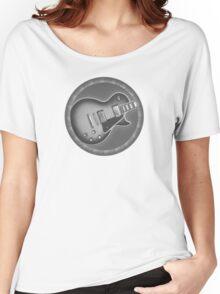 Cool Les Paul Guitar Women's Relaxed Fit T-Shirt