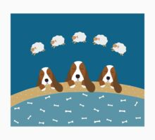 Dogs and Sheep One Piece - Short Sleeve