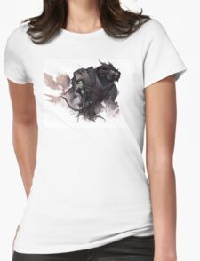 Guild Wars 2 Womens Fitted T-Shirt