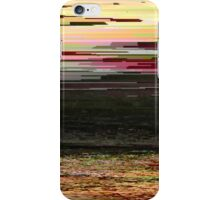 LOST SUMMER - Glitch Art Iphone Case iPhone Case/Skin